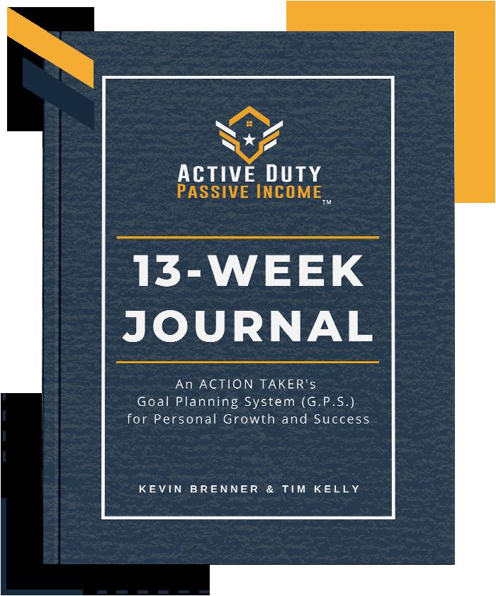 13-week-journal-book
