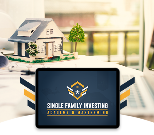 military real estate investing academy