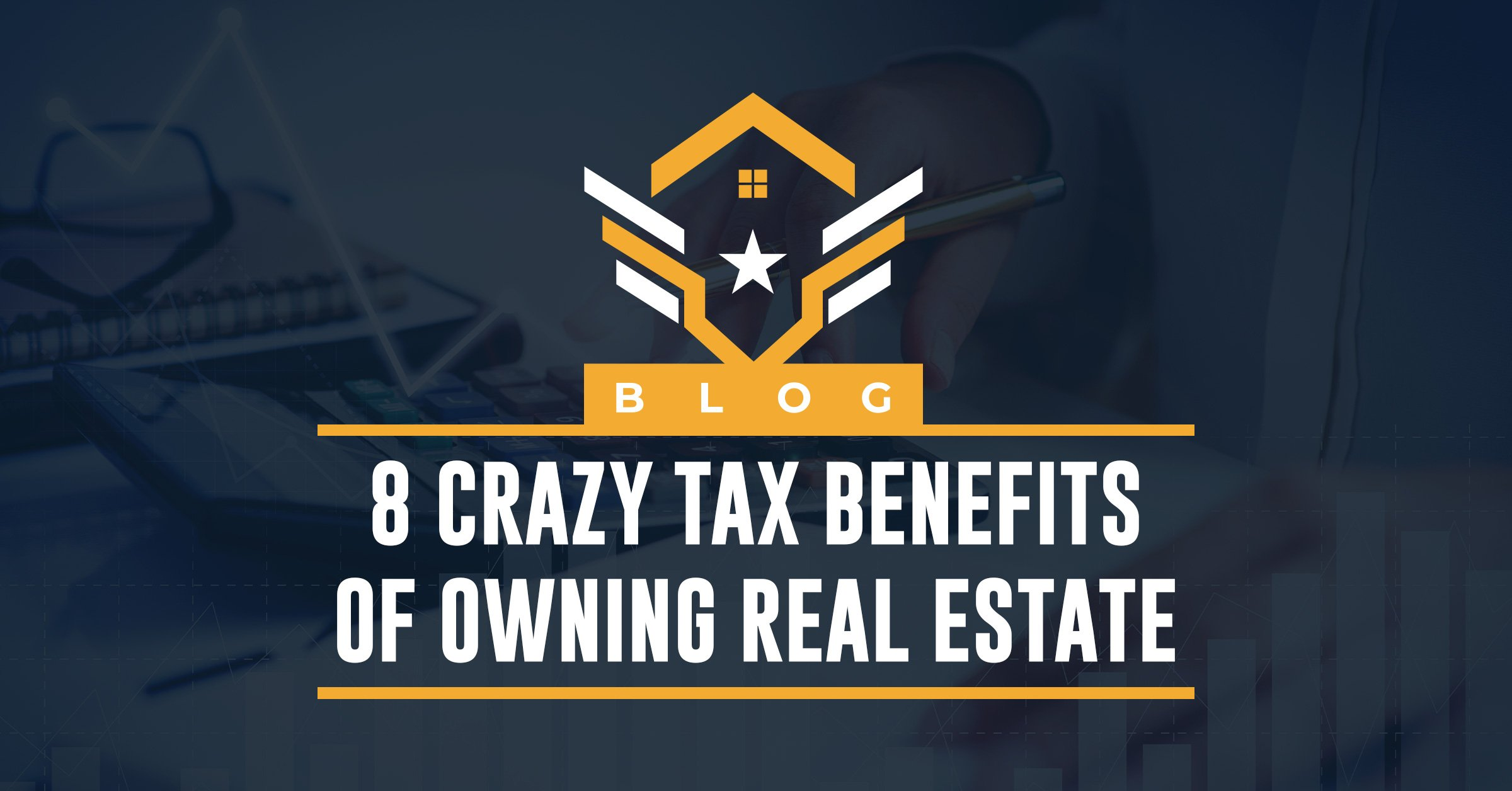 real estate tax benefits
