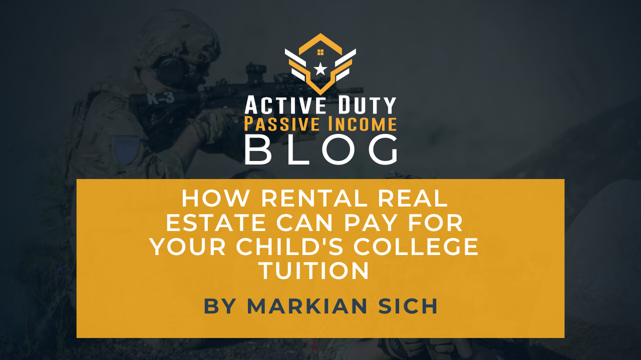 How Rental Real Estate Can Pay