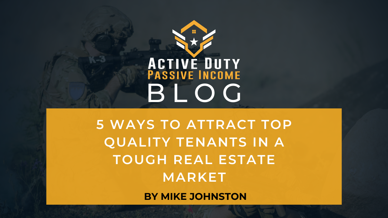 Attract Top Quality Tenants
