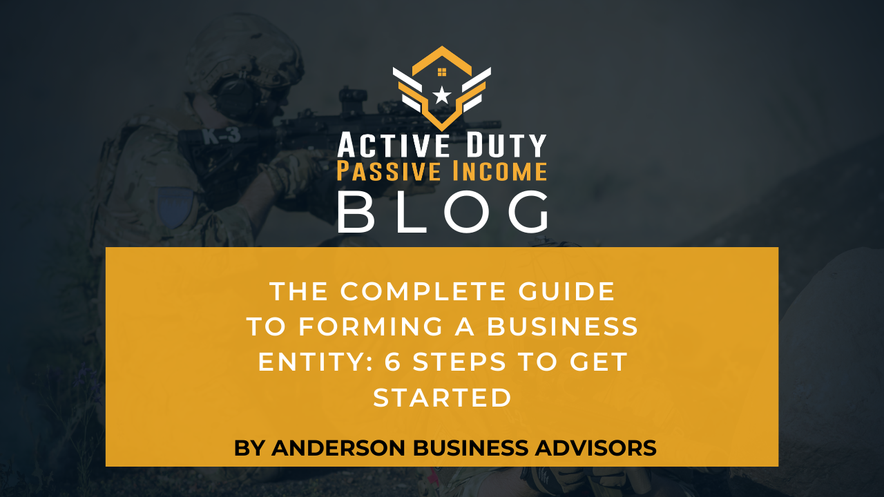 The Complete Guide to Forming a Business Entity