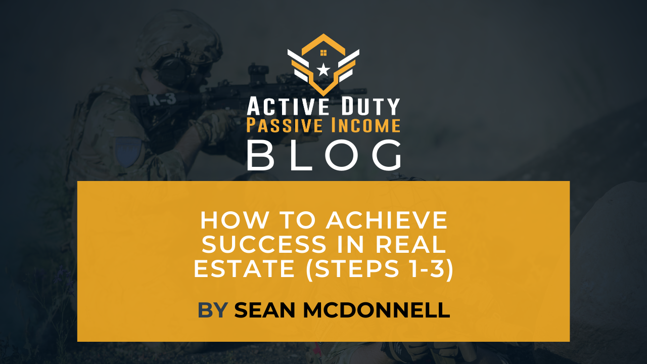 How to Achieve Success in Real Estate