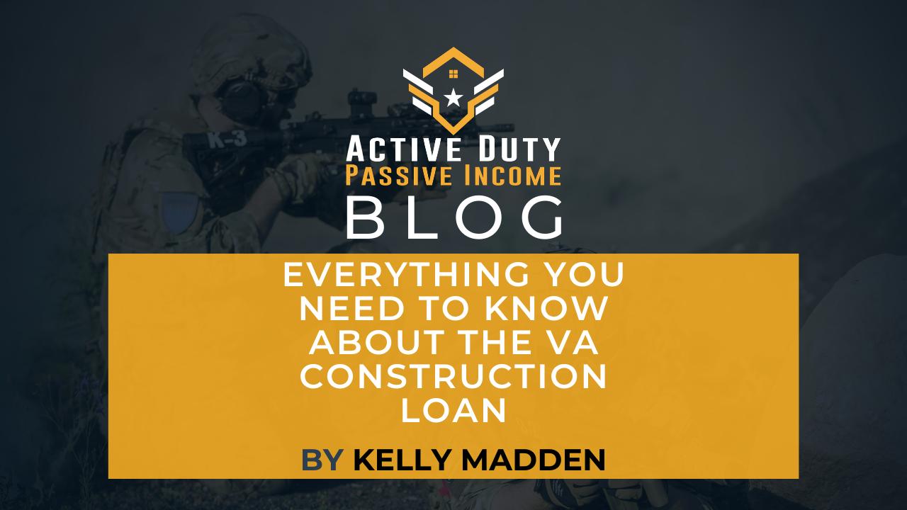 va construction loan