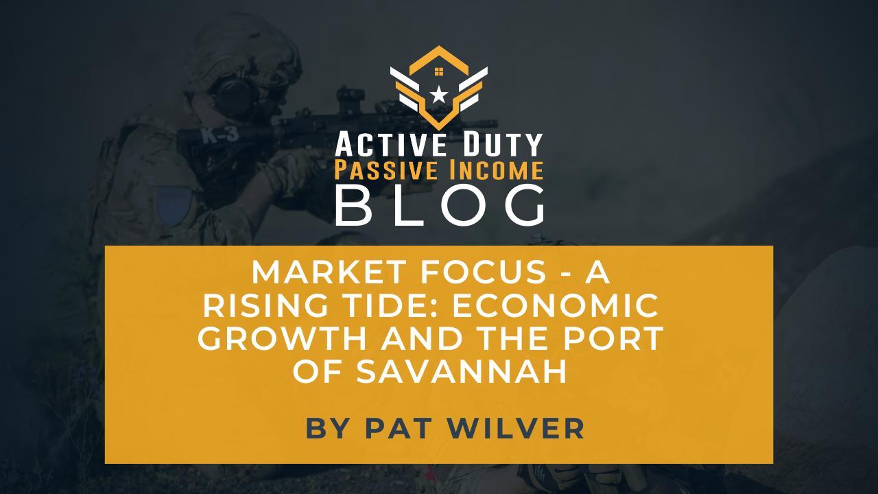 Economic Growth of the Savannah Real Estate Market