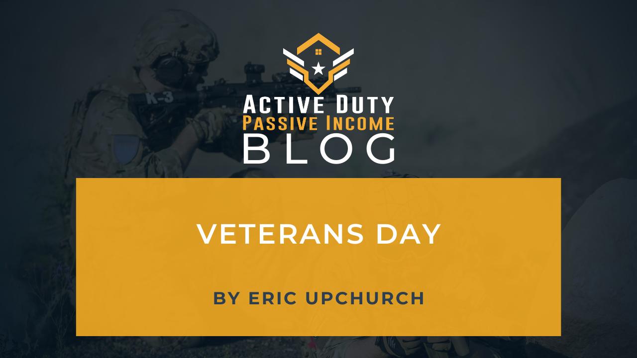 Veterans Day Gratitude