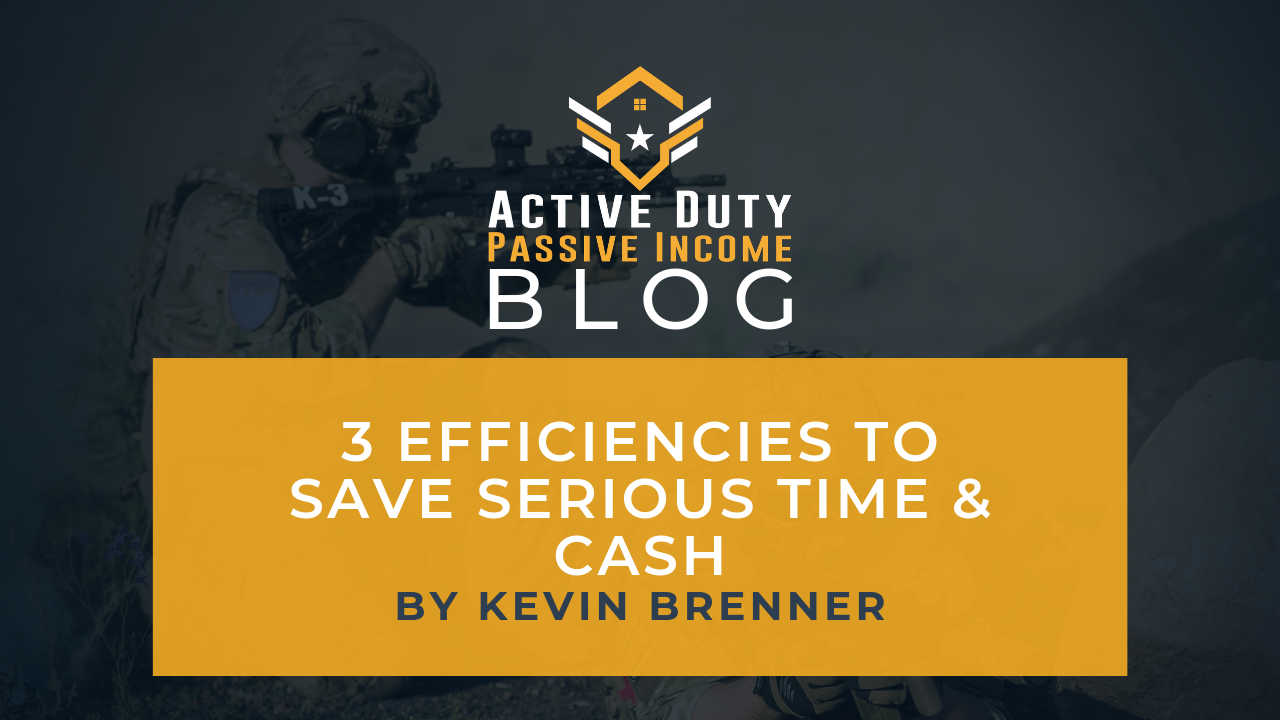 3 Efficiencies to Save Serious Time & Cash | ADPI