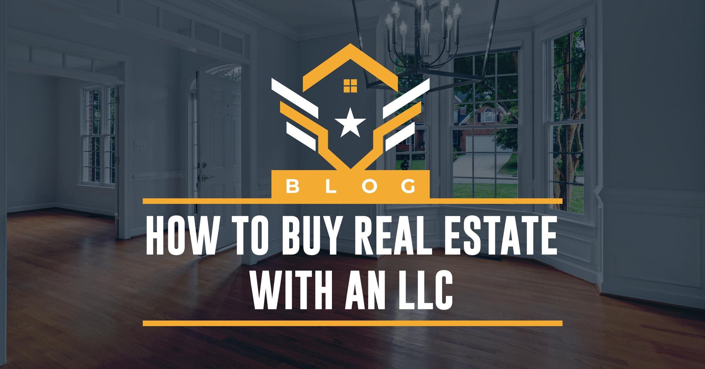 Real Estate With an LLC