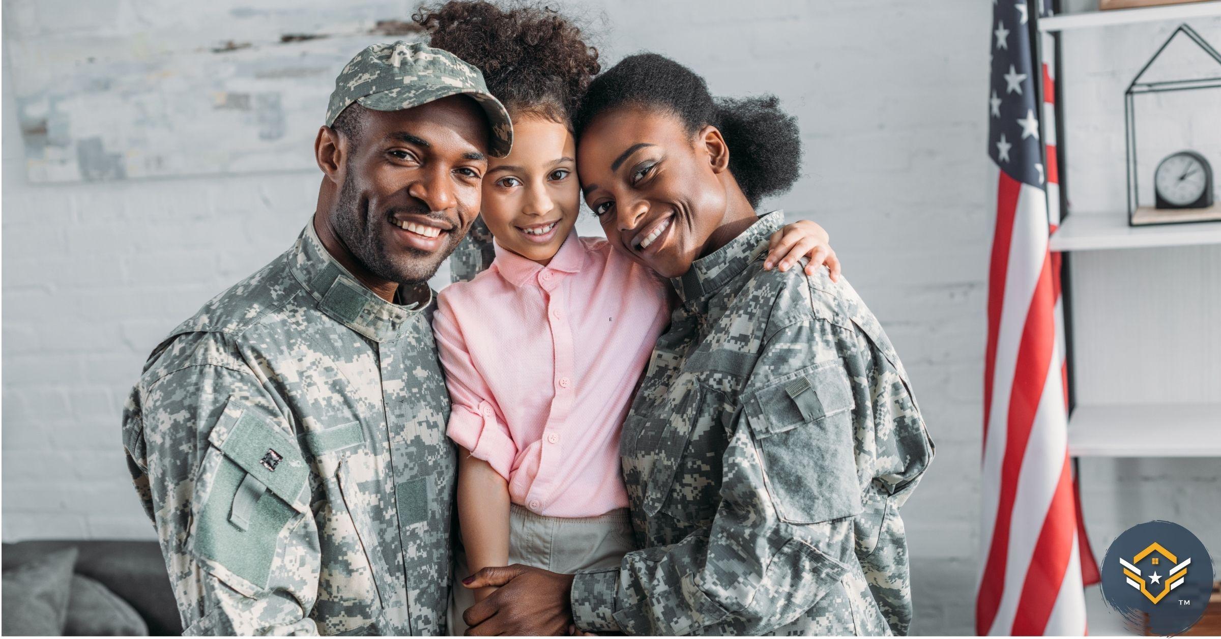 should military members buy homes?